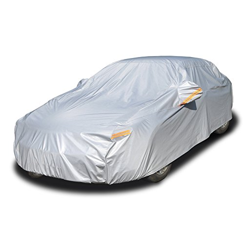 Kayme outdoor car cover reviews