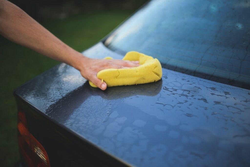 automatic car wash damage vs manual wash