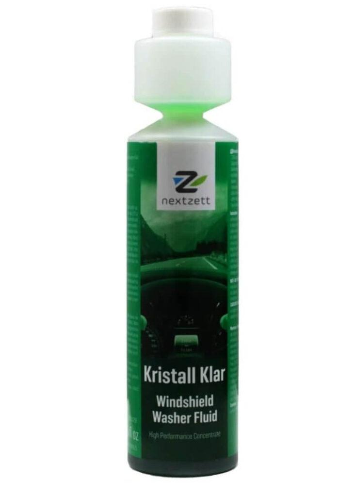 nextzett kristall klar washer fluid