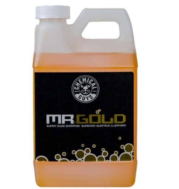 mr. gold car wash soap