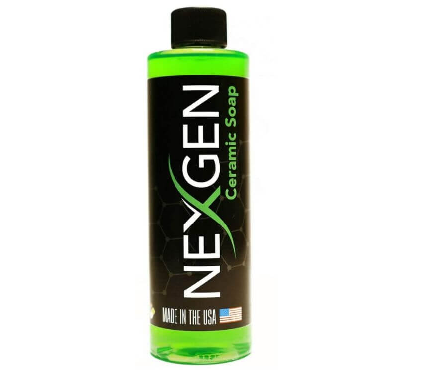 nexgen ceramic car wash soap