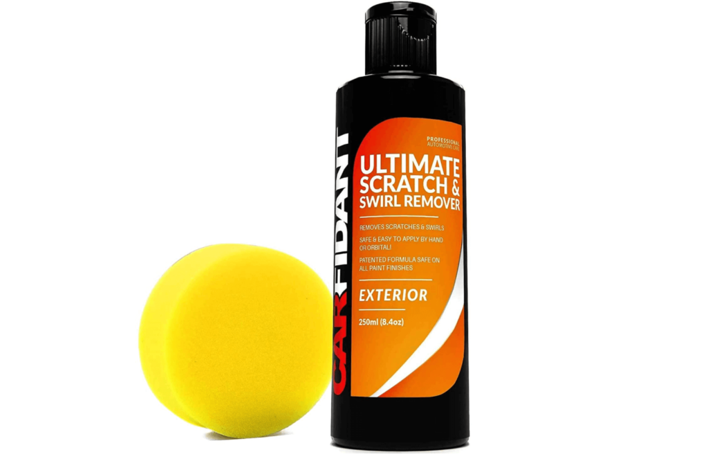 carfidant scratch and swirl remover for car paint restoration